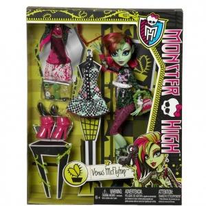 Monster High ve Çılgın Kıyafetleri