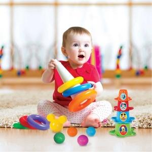 Disney Baby Eğitici Oyun Seti