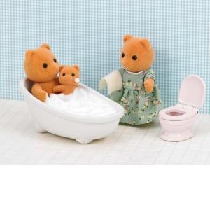 Sylvanian Families Banyo ve Tuvalet Seti