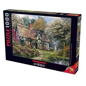 1000 Parça Puzzle : Bahçenin Renkleri