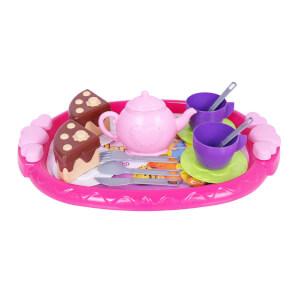 Elif'in Düşleri Pasta ve Çay Seti