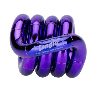 Tangle Metallic Twist Shape Fidget 8502