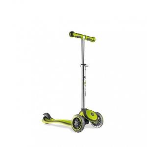 Primo Plus 3 Tekerlekli Yeşil Scooter