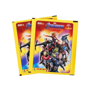 Avengers Endgame Çıkartma Albümü