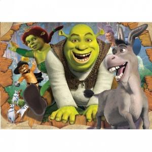 60 Parça Puzzle : Shrek