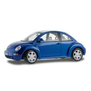 1:18 Maisto Volkswagen New Bettle Model Araba