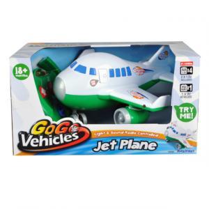 Uzaktan Kumandalı Jet Uçak