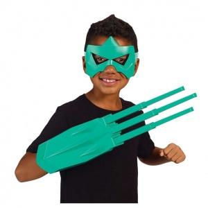 Ben 10 Maske ve Aksesuar Seti (Diamondhead)