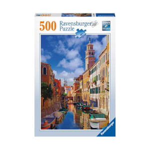 500 Parça Puzzle : Venedik