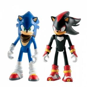 Sonic Boom 2'li Figür Seti(Sonic-Shadow)