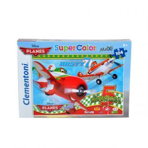 104 Parça Maxi Puzzle : Planes
