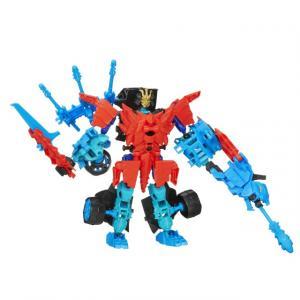 Transformers 4 Bots Dino Savaşçı Seti (Autobot Drift)