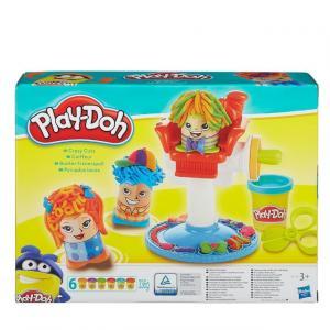 Play Doh Çılgın Berber