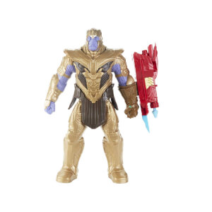 Avengers Endgame Titan Hero Thanos Figür 30 cm.