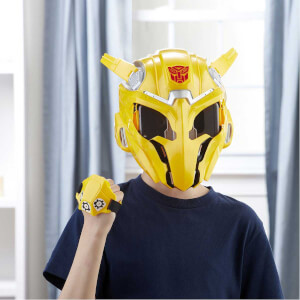 Transformers Bee Vision Bumblebee Maske E0707