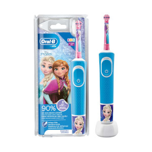 Oral-B Frozen D100 Şarj Edilebilir Diş Fırçası