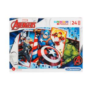 24 Parça Maxi Puzzle : Avengers