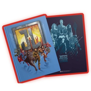 Justice League Defter