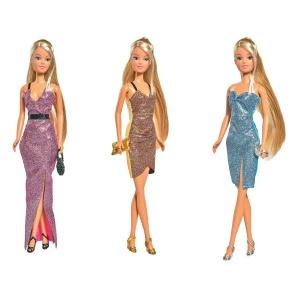 Steffi Glitter Stili Elbiseler