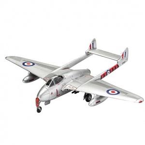 Revell 1:72 Vampire F Model Set Uçak 63934