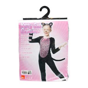 Kedi Kız Kostüm M Beden