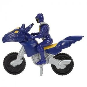 Dino Charge Figürlü Mini Dinosiklet (Mavi)