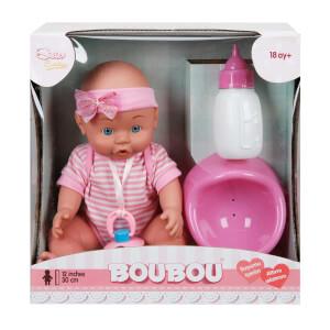 Boubou Altını Islatan Bebek Seti