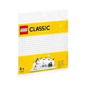 LEGO Classic Beyaz Zemin 11010