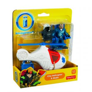 Imaginext Oyun Set Adventure City Basic