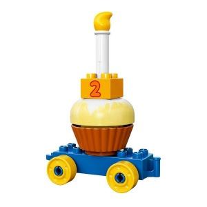 LEGO DUPLO Mickey Minnie Doğumgünü Gezisi 10597
