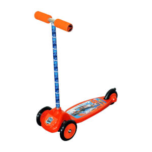Hot Wheels 3 Tekerlekli Twist-Roll Scooter