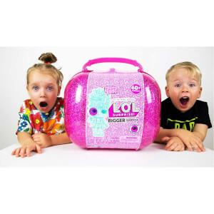 L.O.L Bebekler Büyük 60 Sürpriz
