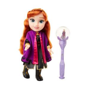 Frozen 2 Müzikli Asalı Bebek Set