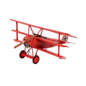 Revell 1:72 Fokker Dr. 1 Trıple Model Set Uçak 64116