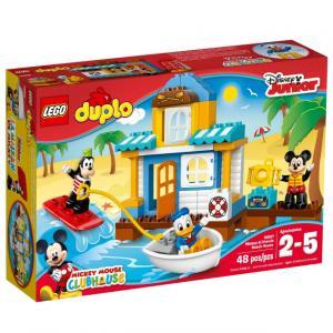 LEGO DUPLO Mickey Ve Arkadaşları Kumsal Evi 10827