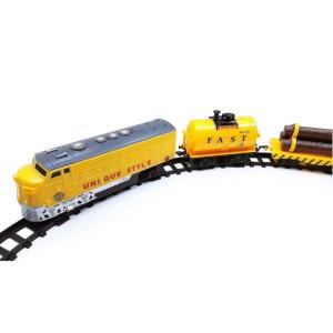 Tren Set İnşaat Araçlı