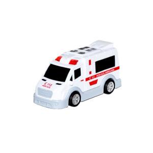 Sürtmeli Kırılmaz Ambulans