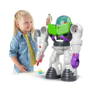 Toy Story 4 Buzz Lightyear Robot