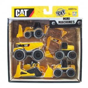Cat 5'li Mini İş Makinesi