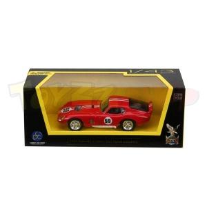 1:43  Shelby Cobra Daytona Coupe 1965