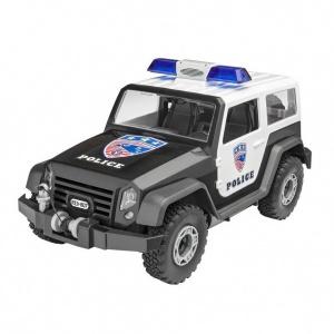 Revell 1:20 Çocuk Kit Offroad Polis Aracı