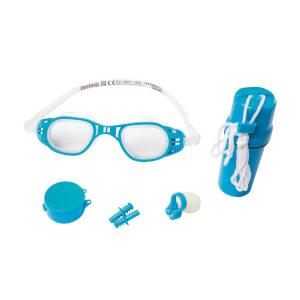 Hydro Swim Kulak ve Burun Tıkacı Yüzücü Gözlük Seti