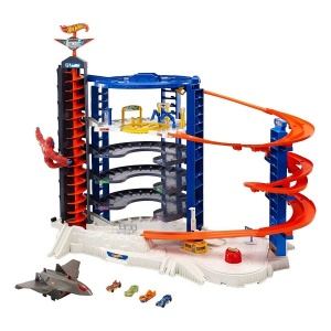Hot Wheels Mega Garaj Dev Kule