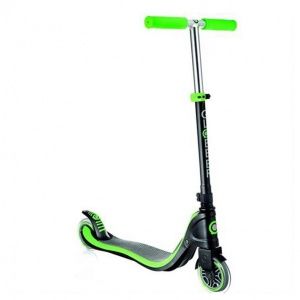Flow 2 Tekerlekli Yeşil Scooter