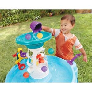 Little Tikes Eğlenceli Dalgalar Su Masası