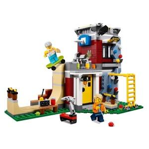 LEGO Creator Modüler Kaykay Evi 31081