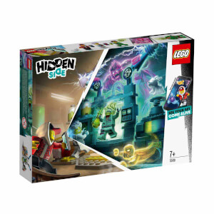 LEGO Hidden Side J.B.'nin Hayalet Laboratuvarı 70418