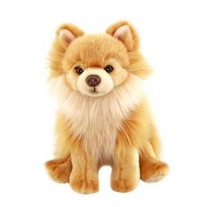 Floppy Pomeranian Peluş Köpek 28 cm.