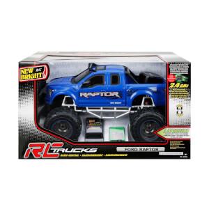 1:8 Uzaktan Kumandalı Ford Raptor Araba