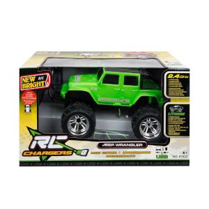 1:18 Uzaktan Kumandalı Changer Jeep Wranlger
